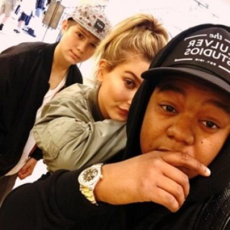 Actualmente tiene 23 años. Ahora trabaja en su carrera musical y es cercano a celebridades como Justin Bieber y Hailey Baldwin. Foto:Vía shots.com/kylemassey