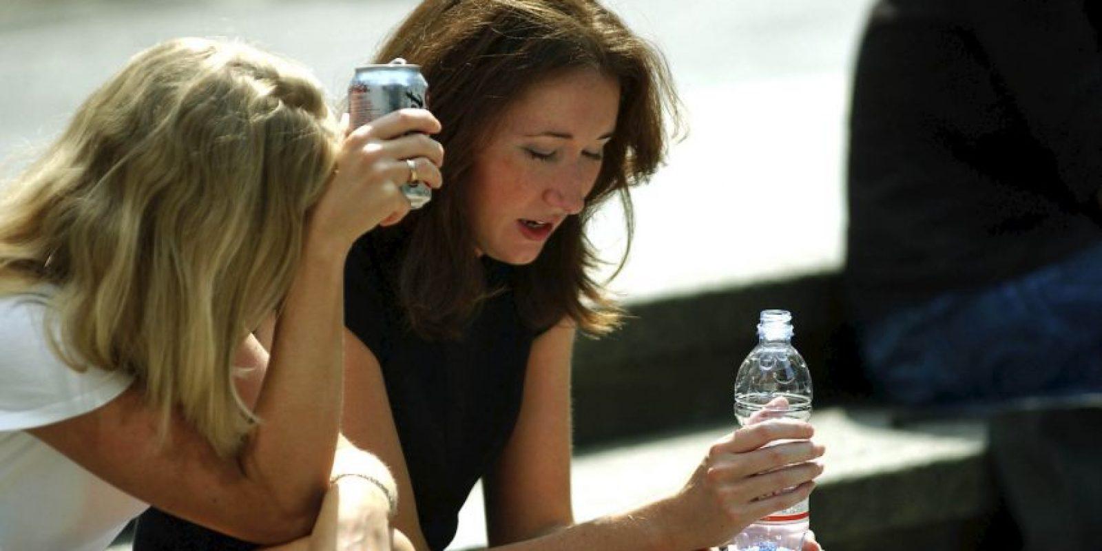 1. Golpe de calor e insolación Foto:Getty Images