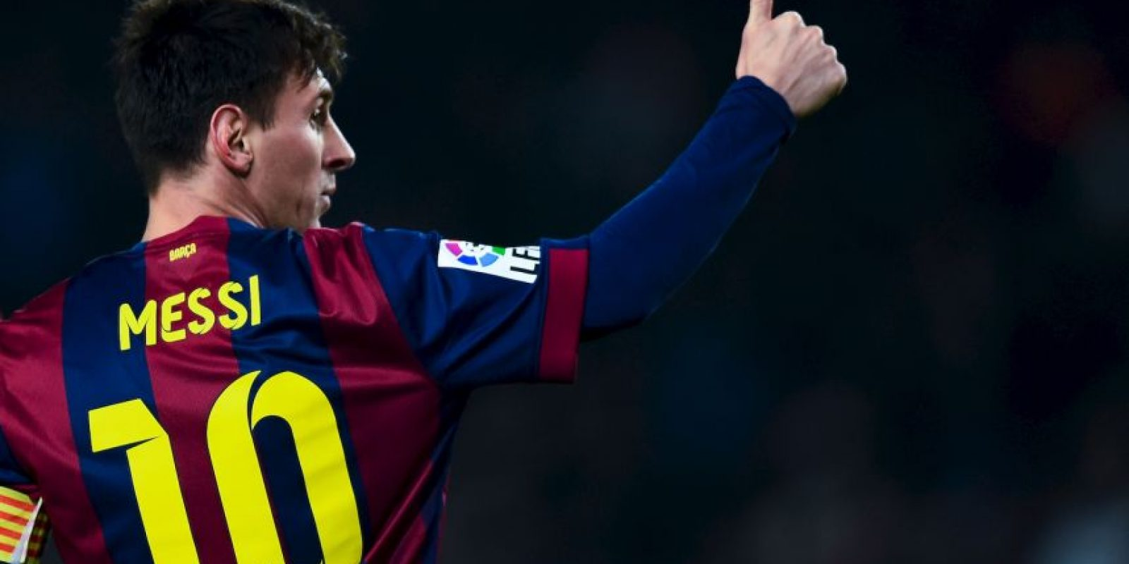 10. Lionel Messi Foto:Getty Images