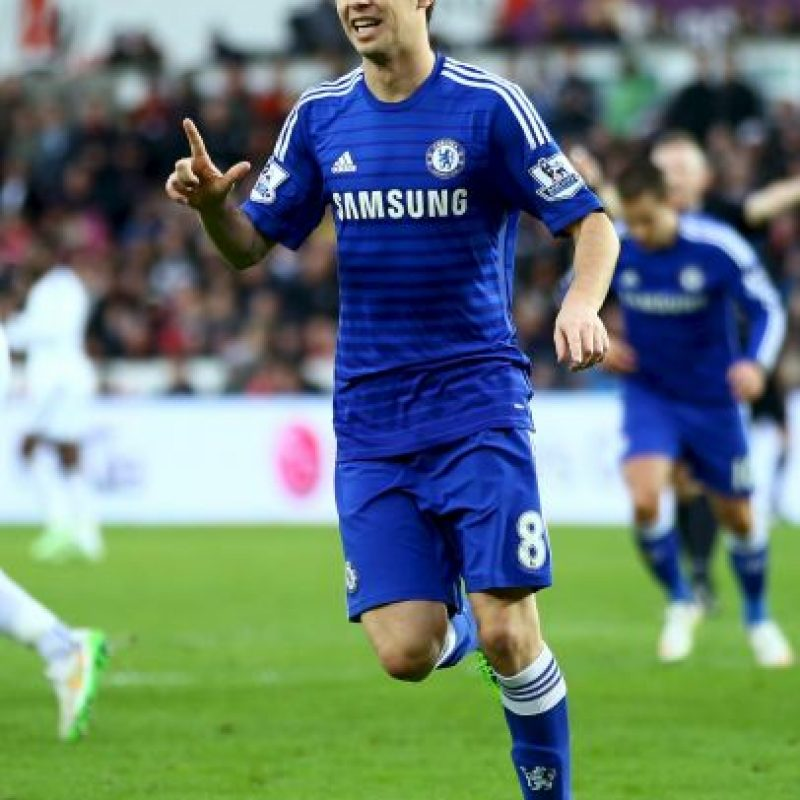 4. Oscar (Chelsea) Foto: Getty Images