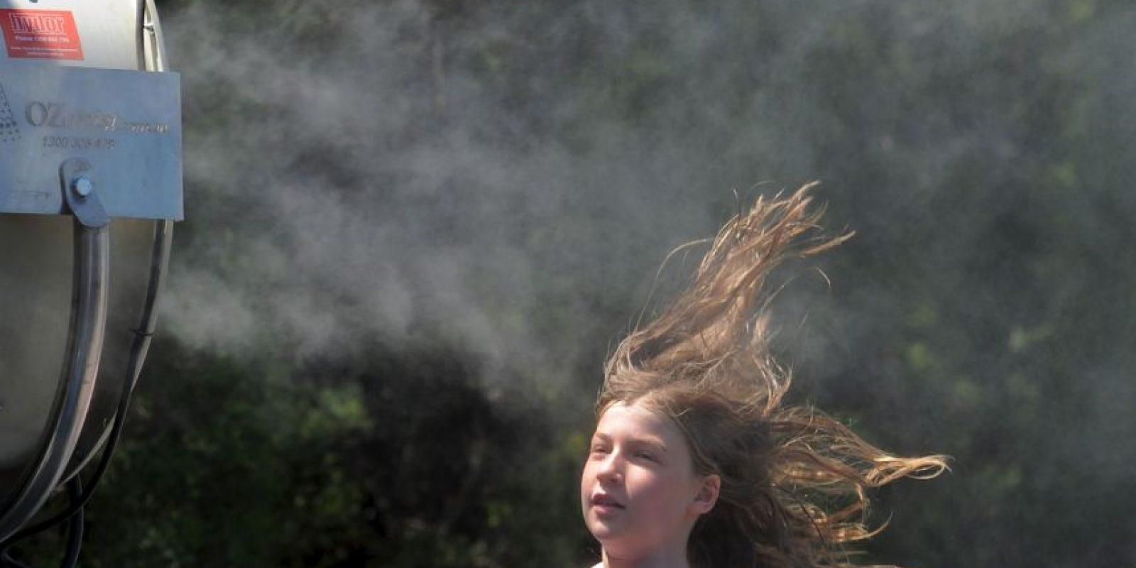 3. Agotamiento por calor Foto:Getty Images