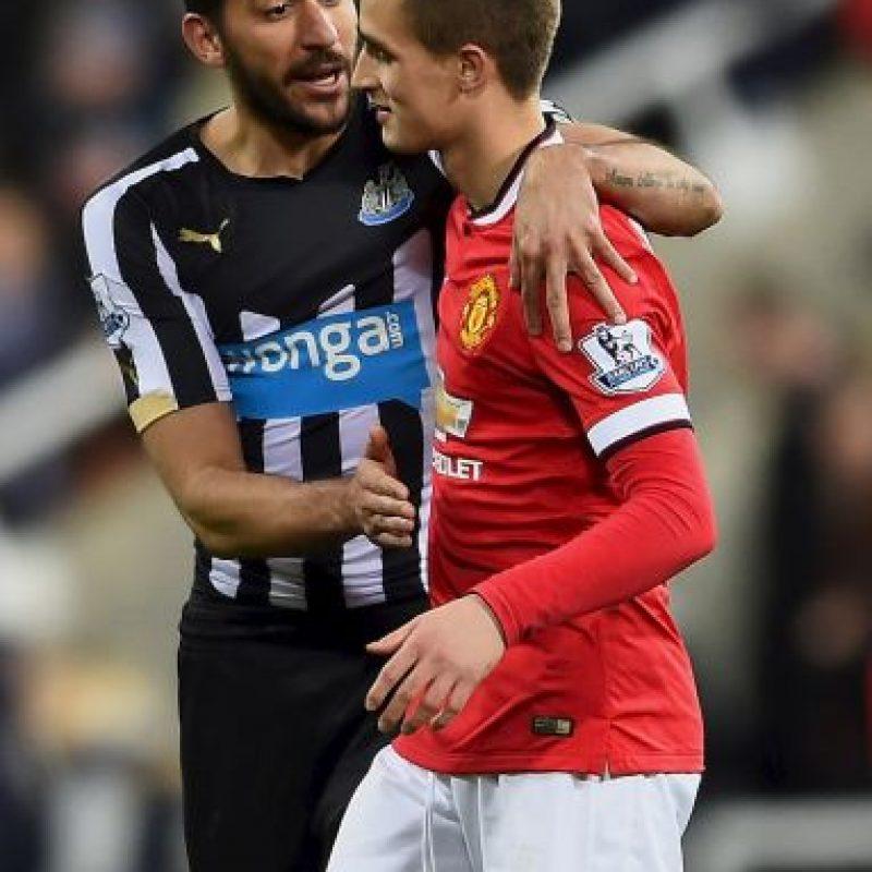 5. Adnan Januzaj (Manchester United) Foto:Getty Images