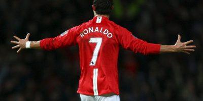 9. Cristiano Ronaldo (Manchester United) Foto:Getty Images