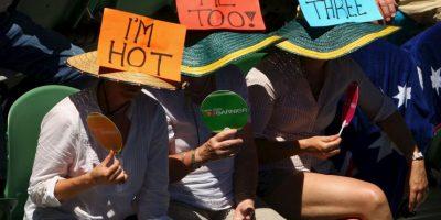 El golpe de calor ocurre cuando su cuerpo se pone demasiado caliente. Este puede ser por causa de ejercicio o de clima caliente. Usted puede sentirse débil, mareado o preocupado. Foto:Getty Images