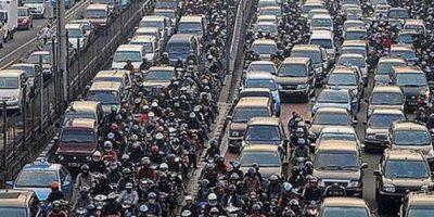 Jakarta Foto:Tomada de skyscrapercity.com