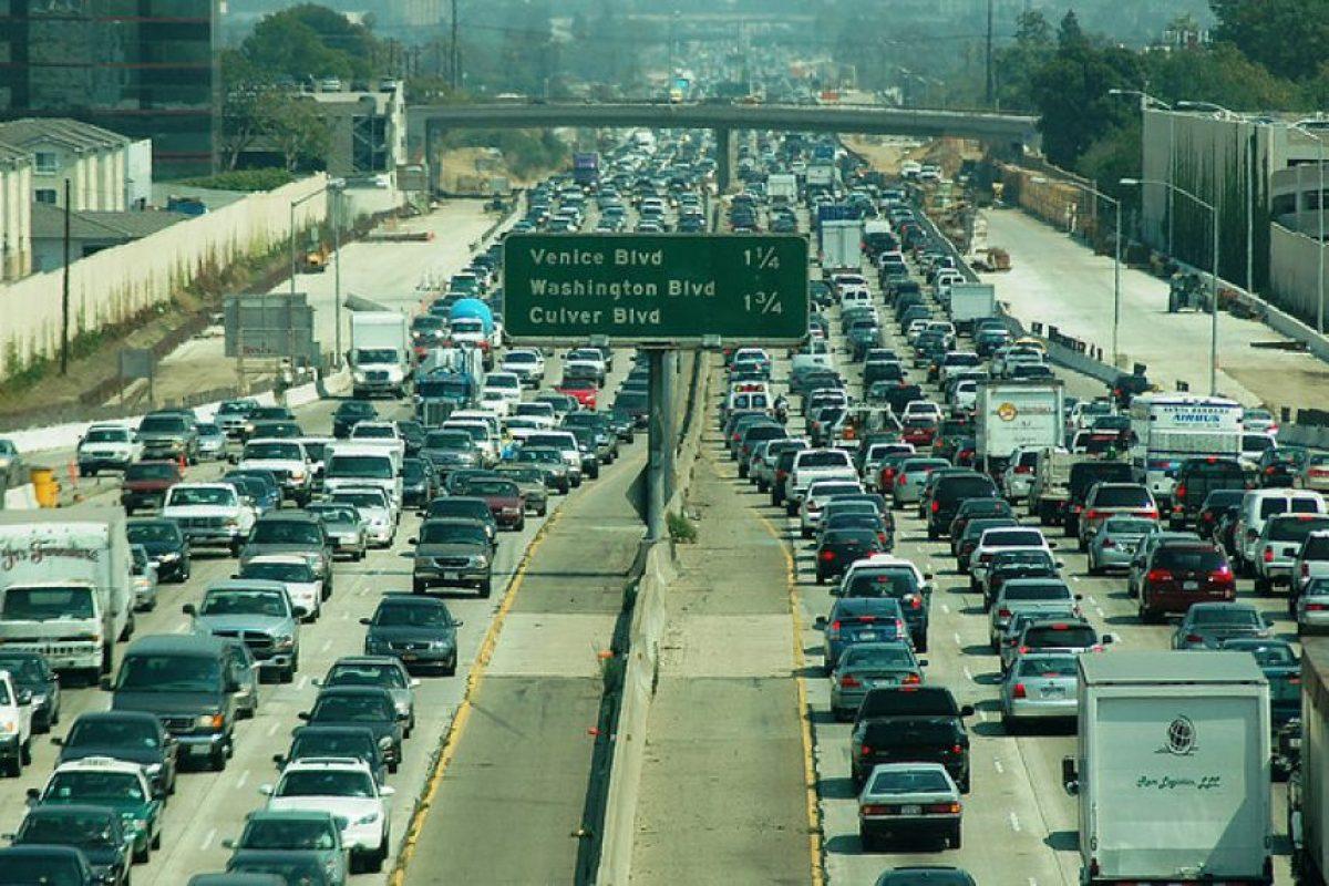Los Ángeles Foto:Captura de pantalla Youtube
