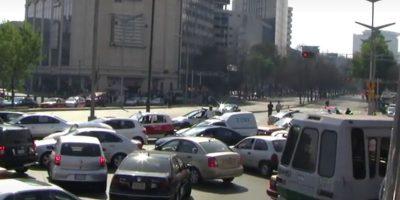 Ciudad de México Foto:Captura de pantalla Youtube