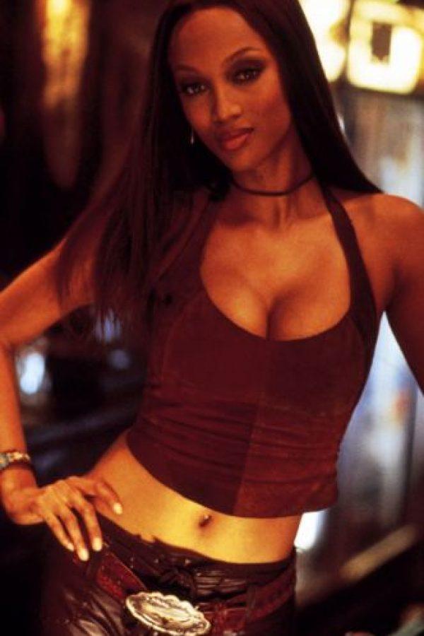 "Tyra Banks era ""Zoe"", la única ""Coyote"" afroamericana. Foto:vía Touchstone Pictures"