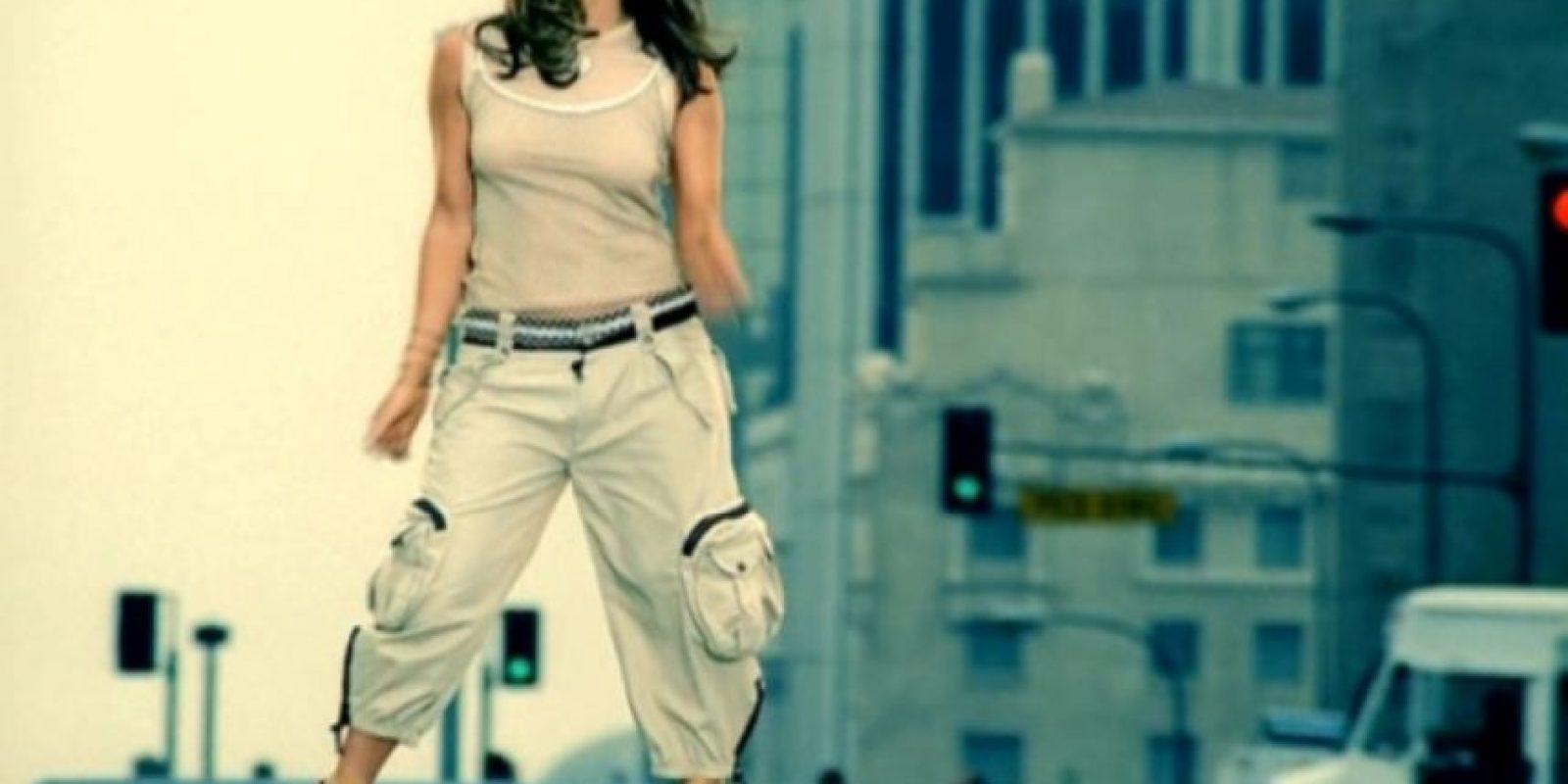 Jennifer Lopez y su etapa de chica hip hop. Foto:vía VEVO/Jennifer Lopez