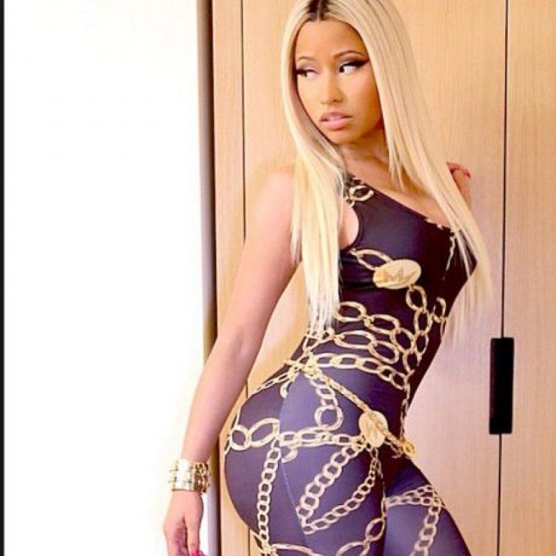 Minaj cita a Foxy Brown y a Jay-Z como sus mayores influencias Foto:instagram.com/nickiminaj/