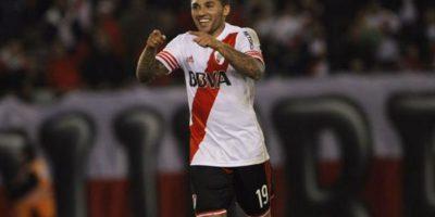 Llegó al club argentino procedente del Kasimpasa de Turquía Foto:Vía twitter.com/CARPOficial