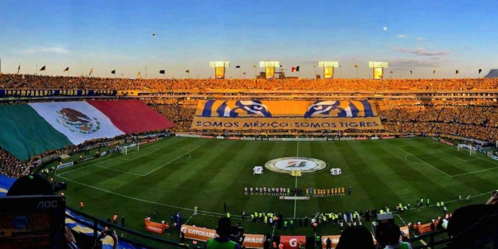 ¿Puede Tigres ganar la Copa Libertadores? Les damos 7 razones por las que esto sí es posible. Foto:Getty Images