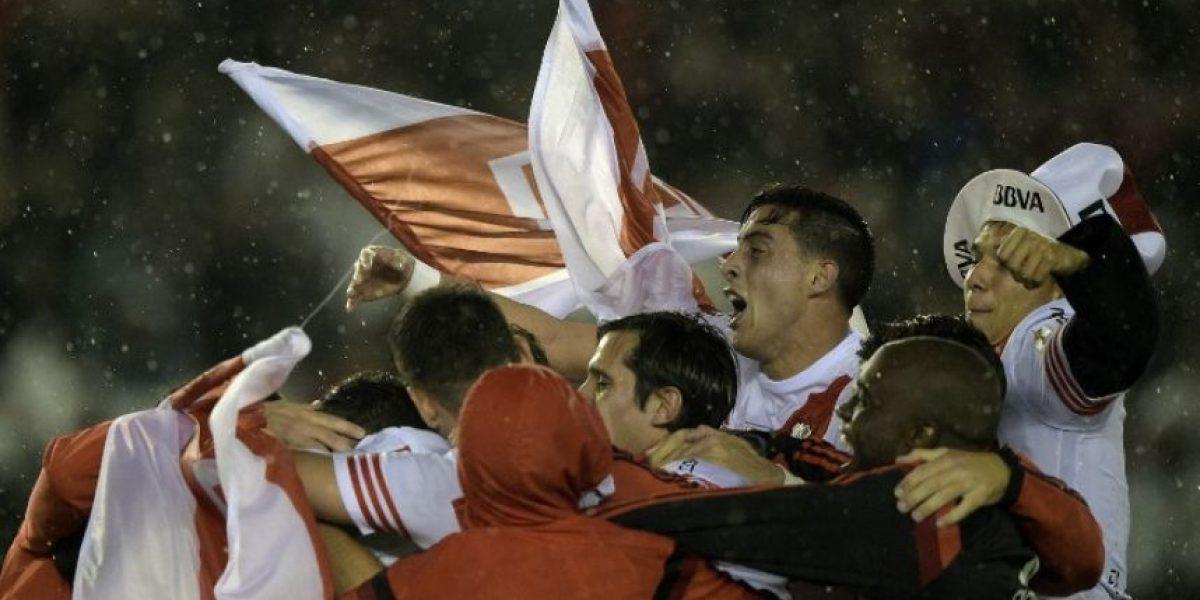 FOTOS: Así festejó River Plate su tercer título de Copa Libertadores