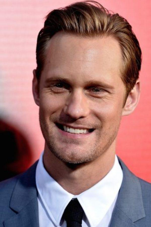 Su nombre real es Alexander Johan Hjalmar Skarsgård Foto:Getty Images