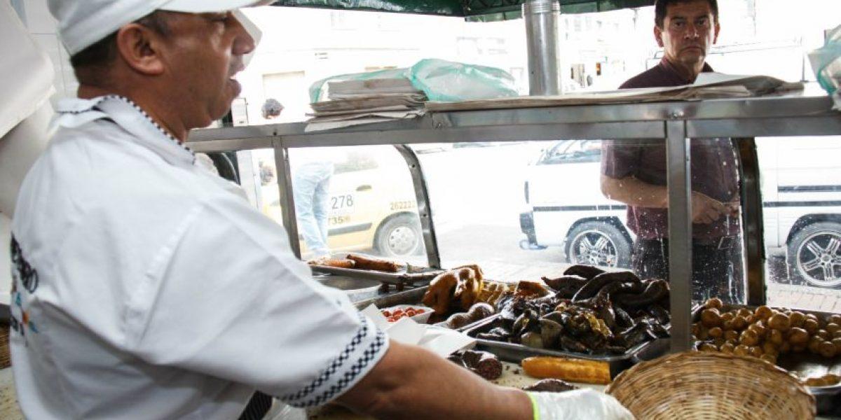 10 placeres culposos para vivir en Bogotá