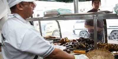 Comer en donde Doña Segunda Foto:Juan Pablo Pino-Publimetro