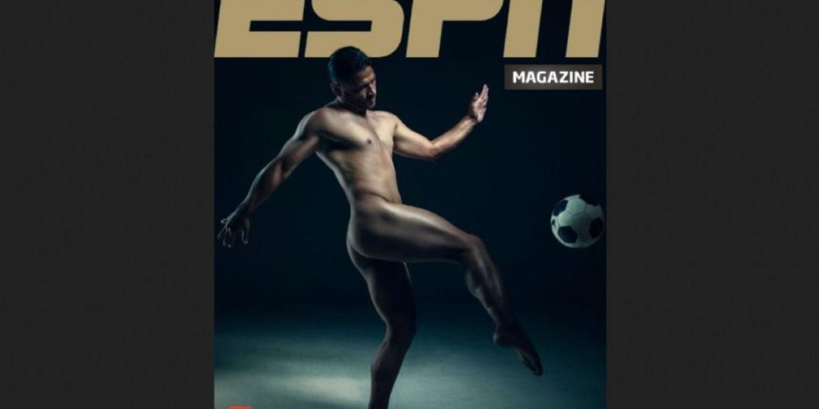 Foto:Cortesía ESPN Magazine.