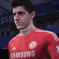 Thibaut Courtois. Foto: EA Sports