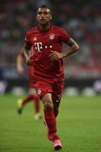 El chileno Arturo Vidal juega en el Bayern Múnich de Alemania. Foto:Getty Images