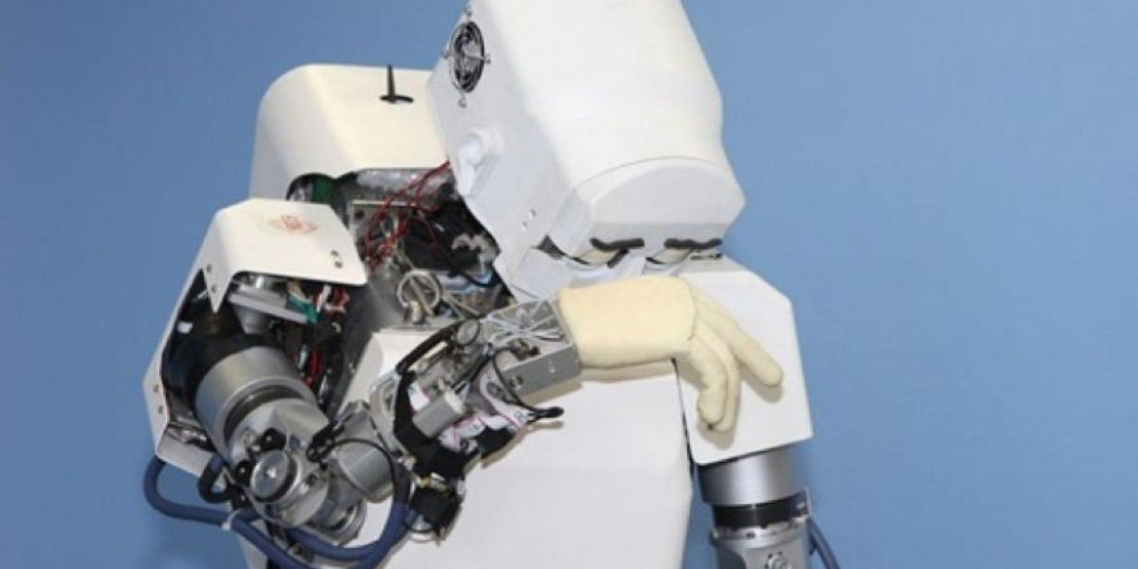 Este robot expresa emociones. Foto:Getty Images