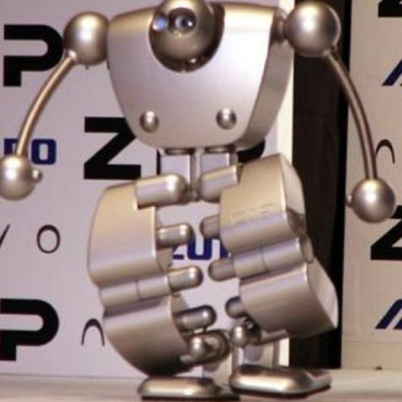 ZPM. Este humanoide tiene la capacidad de caminar. Fue creado para brindar seguridad al hogar. Foto:Getty Images