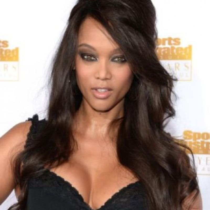Tyra Banks Foto: vía Getty Images