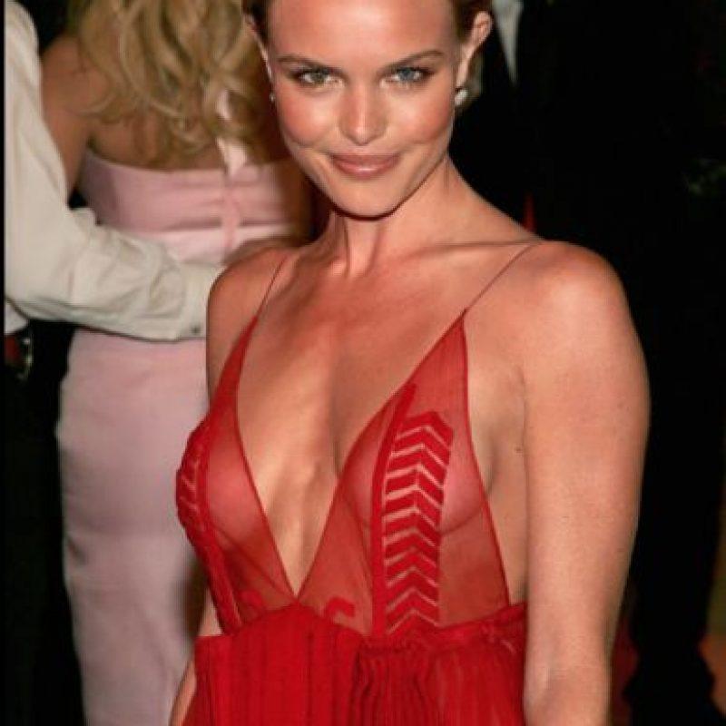 Y Kate Bosworth. Con estilo. Foto:vía Getty Images