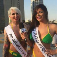 Conozcan a las finalistas de Miss BumBum 2015 en las fotos que siguen. Foto:Vía facebook.com/SuzyCortezOficial