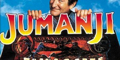 """""""Jumanji"""" es una película estadounidense de 1995 dirigida por Joe Johnston Foto:TriStar Pictures"""