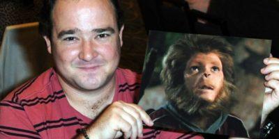 Actualmente es actor de doblaje Foto:Getty Images