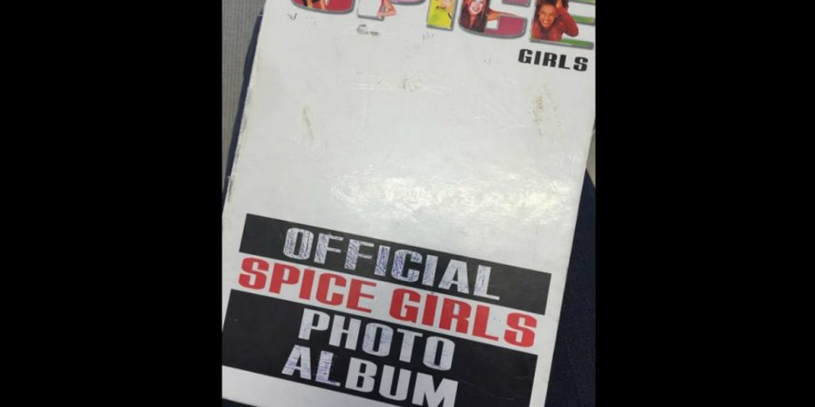 Victoria Beckham recordó el álbum de fotos de las Spice Girls Foto:Instagram/VictoriaBeckham