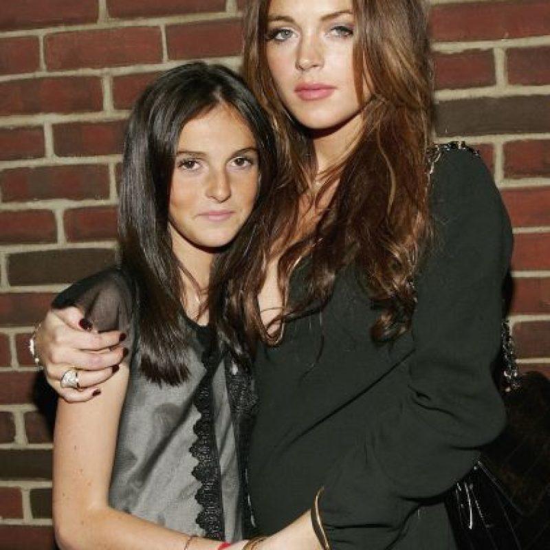 Inició su carrera con pequeñas apariciones en las cintas que protagonizó Lindsay Lohan Foto:Getty Images