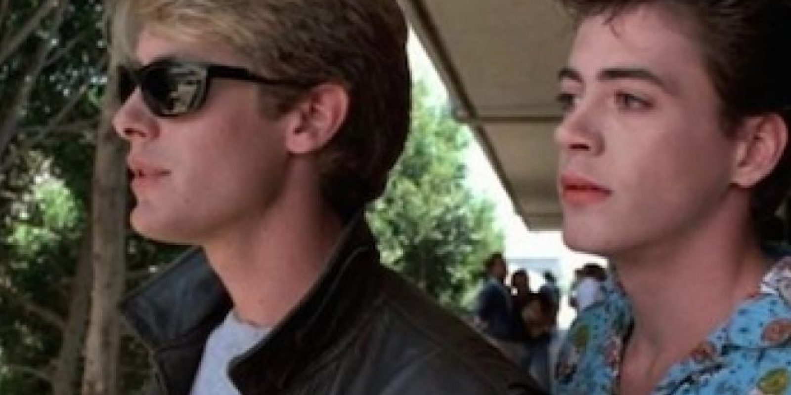 Robert Downey Jr. recordó su juventud Foto:Facebook/RobertDowneyJr