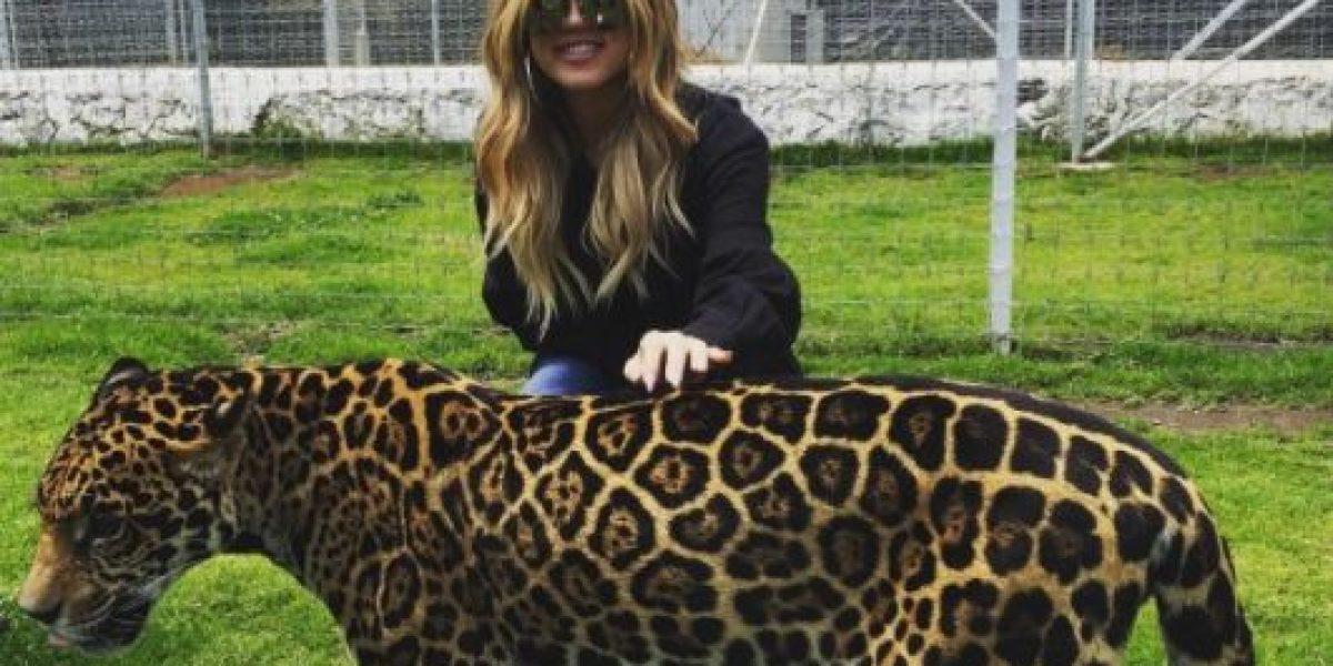 Khloe Kardashian y Kendall Jenner viajaron a México para
