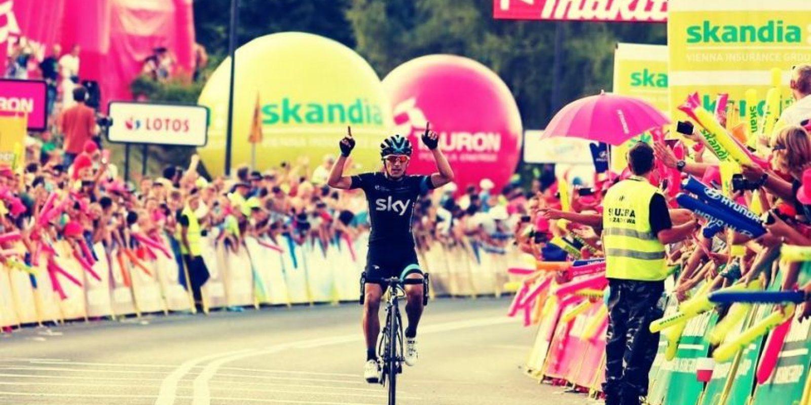 Sergio Luis Henao Foto:Tomada de ciclismo2005.com