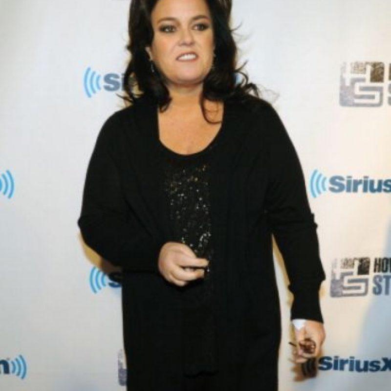 """Alguna vez dijo que despediría a Rosie O' Donnell por ser """"gorda"""". La llamó """"cerda"""". Foto:vía Getty Images"""