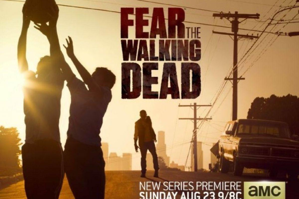 """El próximo 23 de agosto será el estreno mundial del spin-off de """"The Walking Dead"""" Foto: IMDb"""