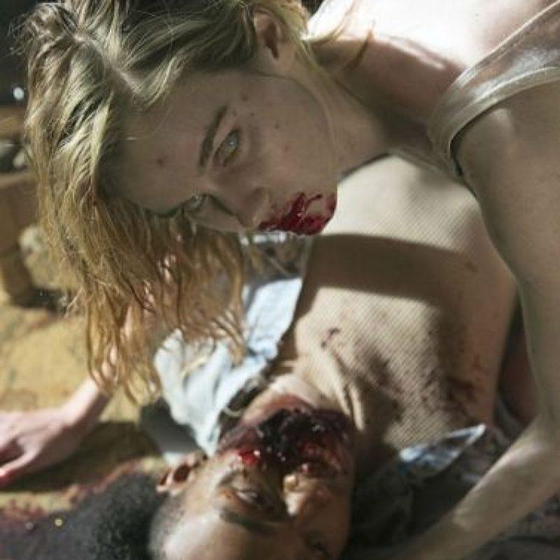 El virus zombi tomará desprevenidos a los humanos. Foto:AMC