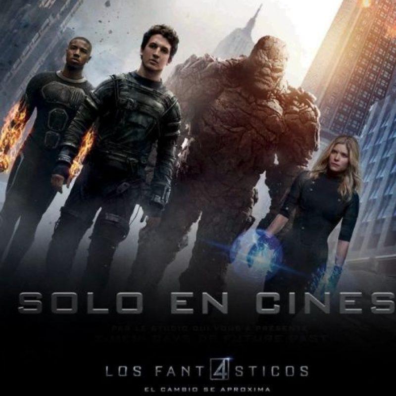 Foto:vía facebook.com/Los4FantasticosPelicula