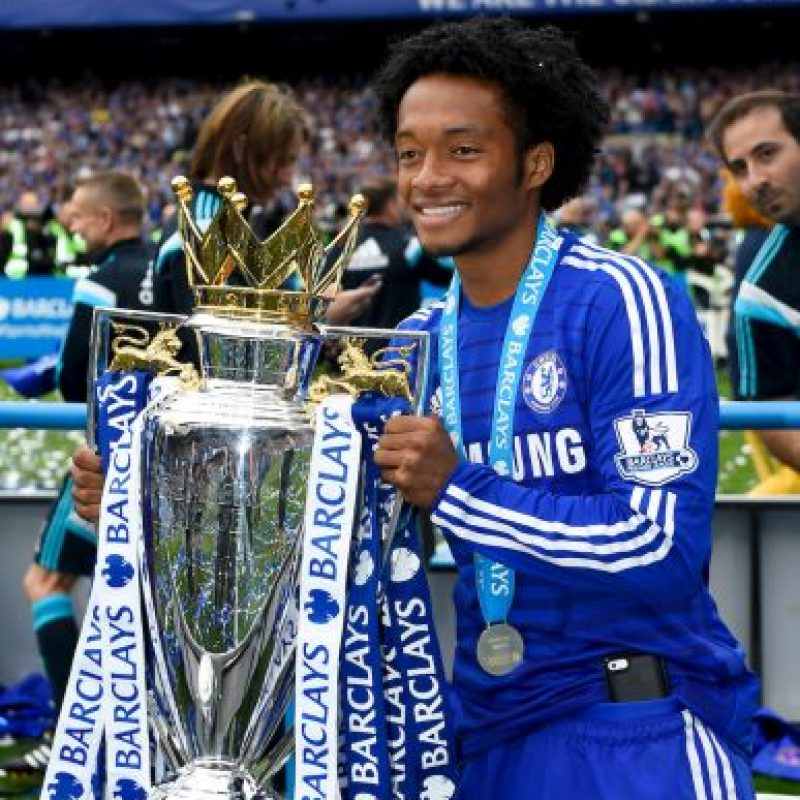 Juan Cuadrado (Chelsea/Colombia) Foto: Getty Images