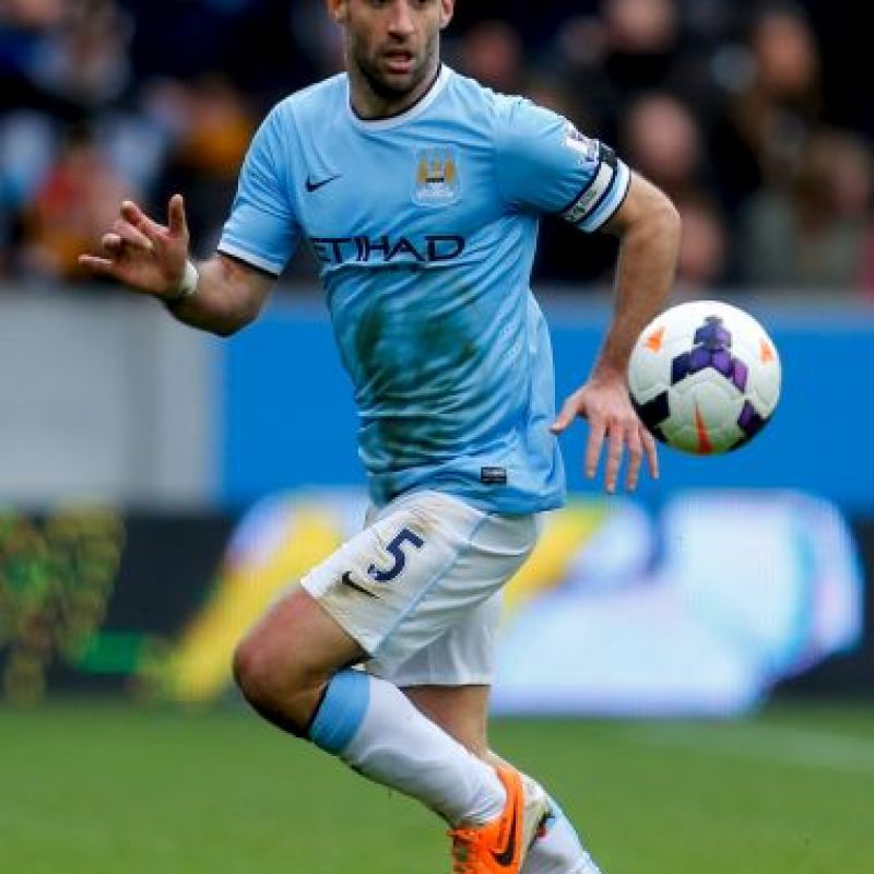 Pablo Zabaleta (Manchester City/Argentina) Foto: Getty Images