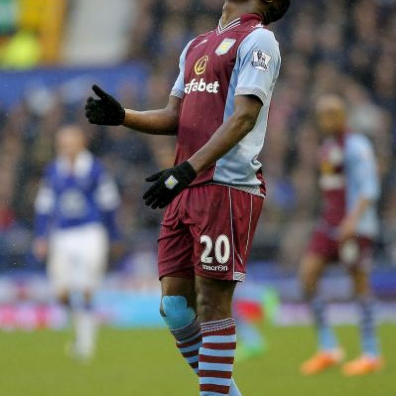 2. Christian Benteke Foto: Getty Images