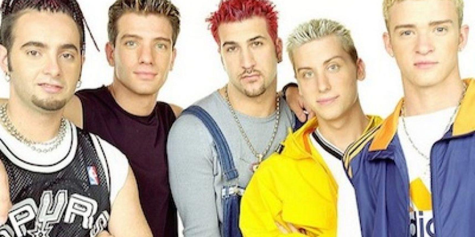 En 1995 fue invitado por Lou Pearlman y su amigo Justin Timberlake para formar parte del grupo *N Sync. Foto:Facebook/*NSync