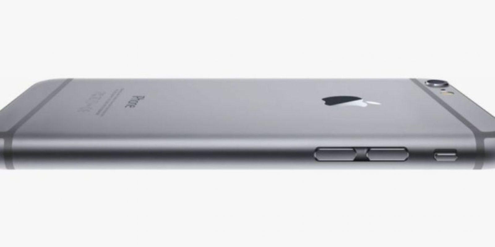 Los cambios en el iPhone 6s serán internos. Foto:Apple