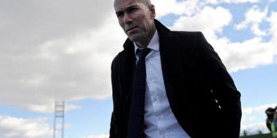 Zinedine Zidane es uno de los candidatos para suceder a Marcelo Bielsa. Foto:Getty Images