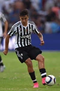 8. Paulo Dybala Foto: Getty Images