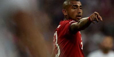3. Arturo Vidal Foto: Getty Images