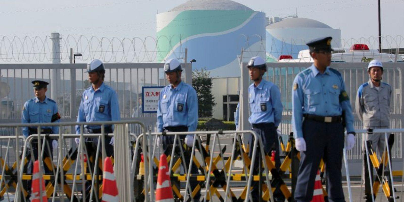 Kyushu Electric Power Co., es la empresa que reiniciará uno de los reactores de la planta nuclear. Foto:AFP