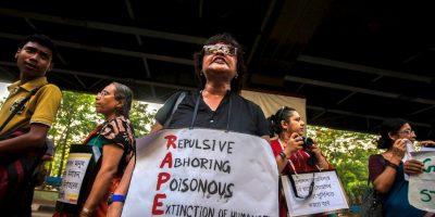 De acuerdo al informe citado, el 13.1% de las violaciones se perpetran contra niñas menores de 14 años Foto:Getty Images