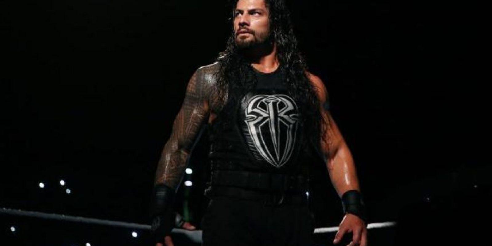 Es primo de La Roca Foto:WWE